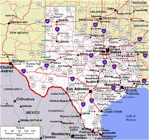 Map Of Texas San Angelo Map to Austin Texas Business Ideas 2013