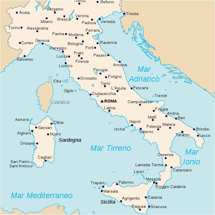 Map Of Venice Italy Cruise Port Mediterranean Cruise Maps