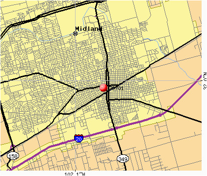 Midland Texas Zip Code Map Google Maps Midland Texas Business Ideas 2013