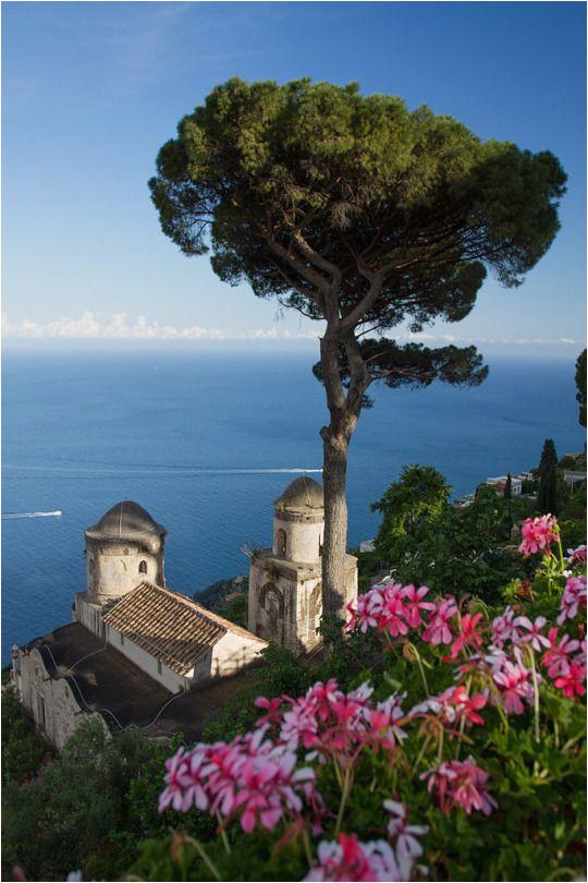 Ravello Italy Map Italia Villa Rufolo Ravello Da Charles Agnew Travel In 2019