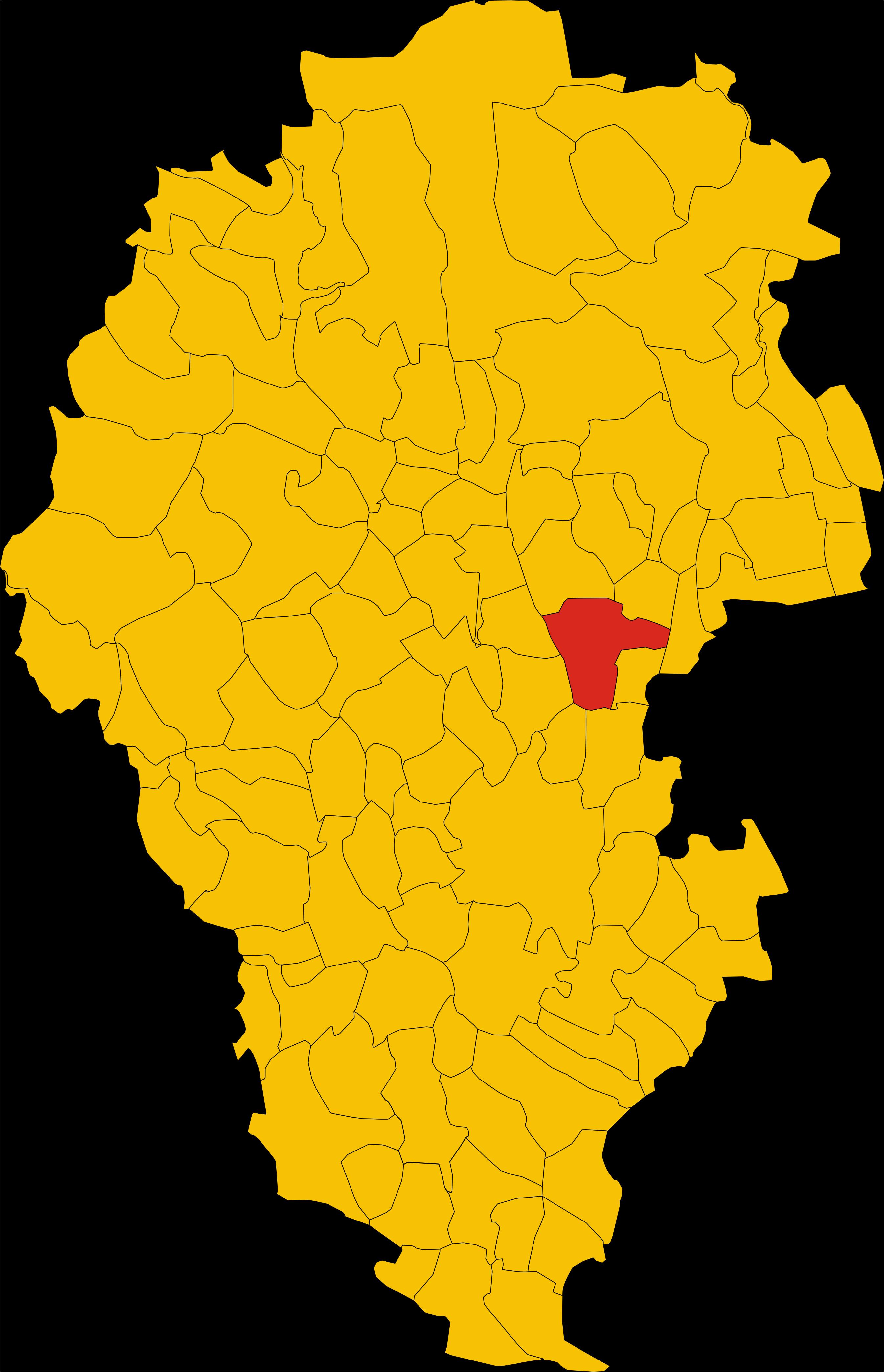Regions In Italy Map File Map Of Comune Of Sandrigo Province Of Vicenza Region Veneto