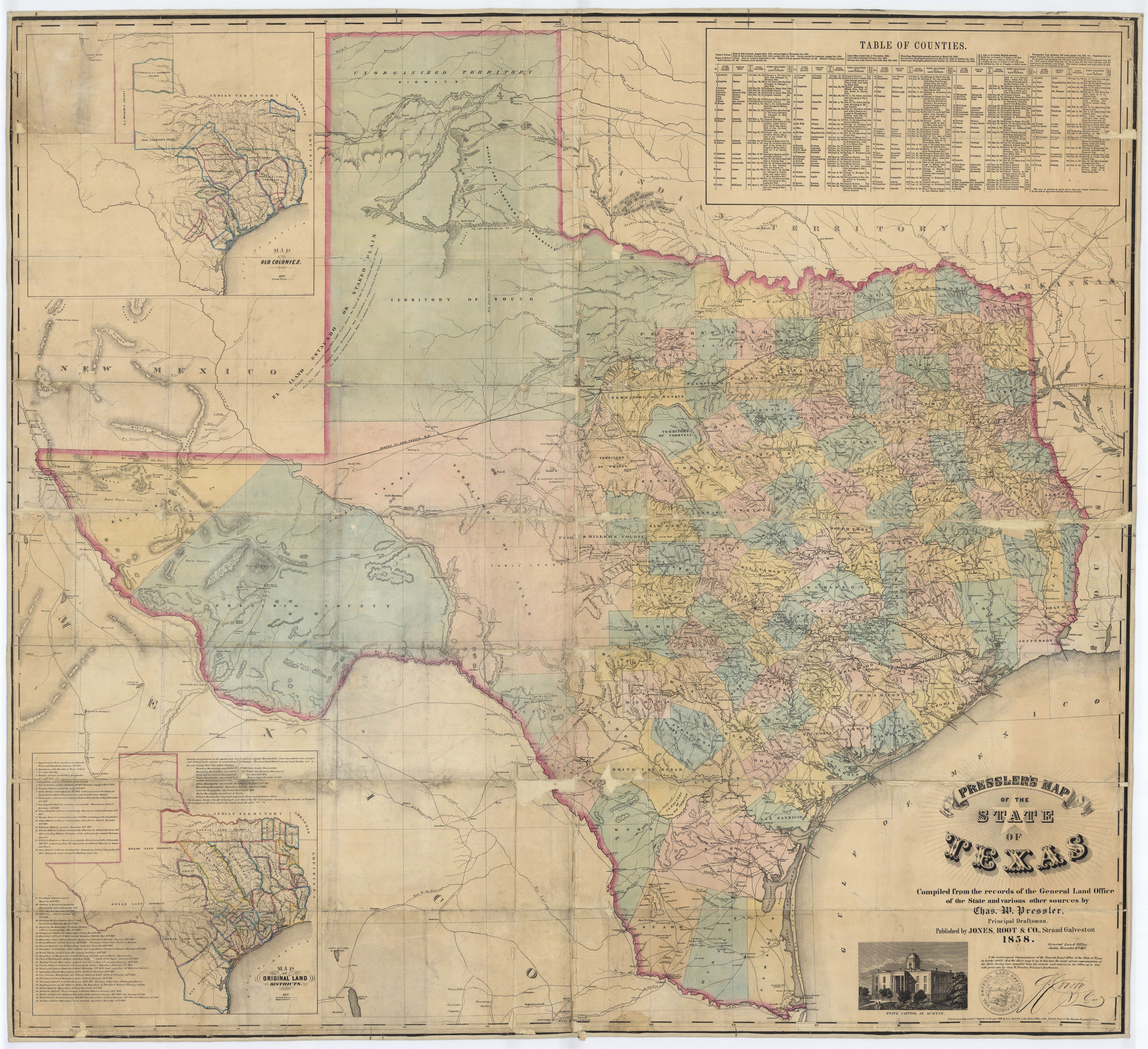 Taylor Texas Map Vintage Texas Map A R T In 2019 Vintage Maps Texas Signs Map