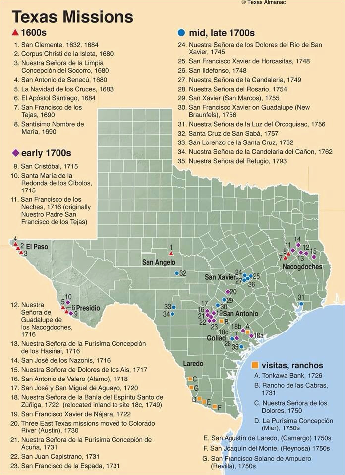 Texas Independence Map Texas Missions I M Proud to Be A Texan Texas History 7th Texas