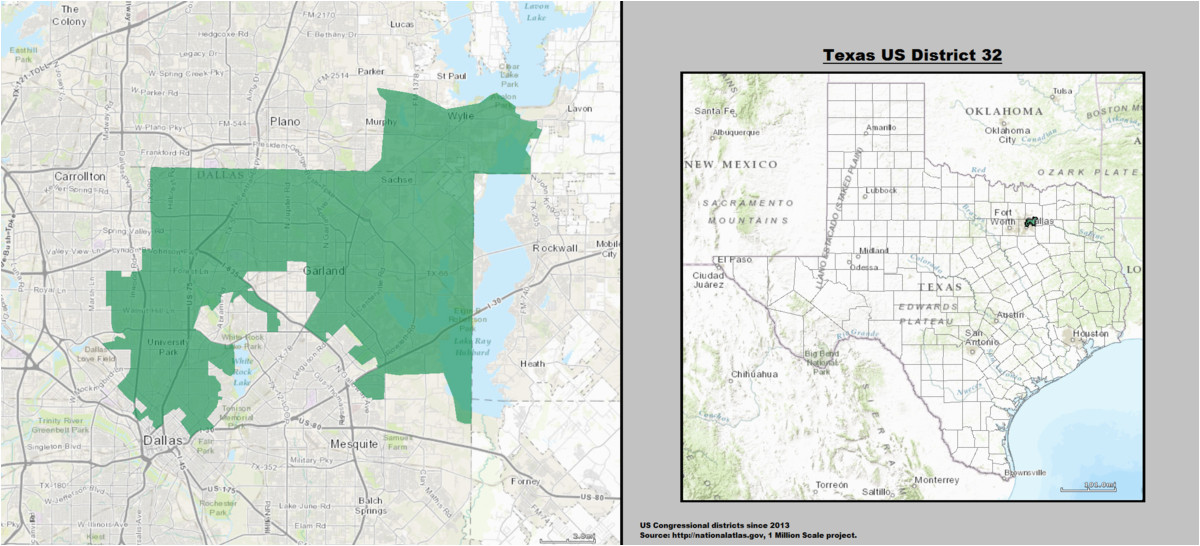 Texas State Representative District Map Texas S 32nd Congressional District Wikipedia