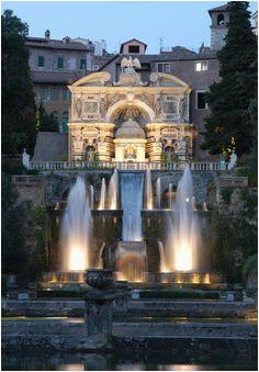 Tivoli Gardens Italy Map 60 Best Tivoli Hadrian S Villa Villa D Este Images Tivoli Italy