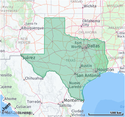 Waco Texas Zip Code Map Listing Of All Zip Codes In the State Of Texas