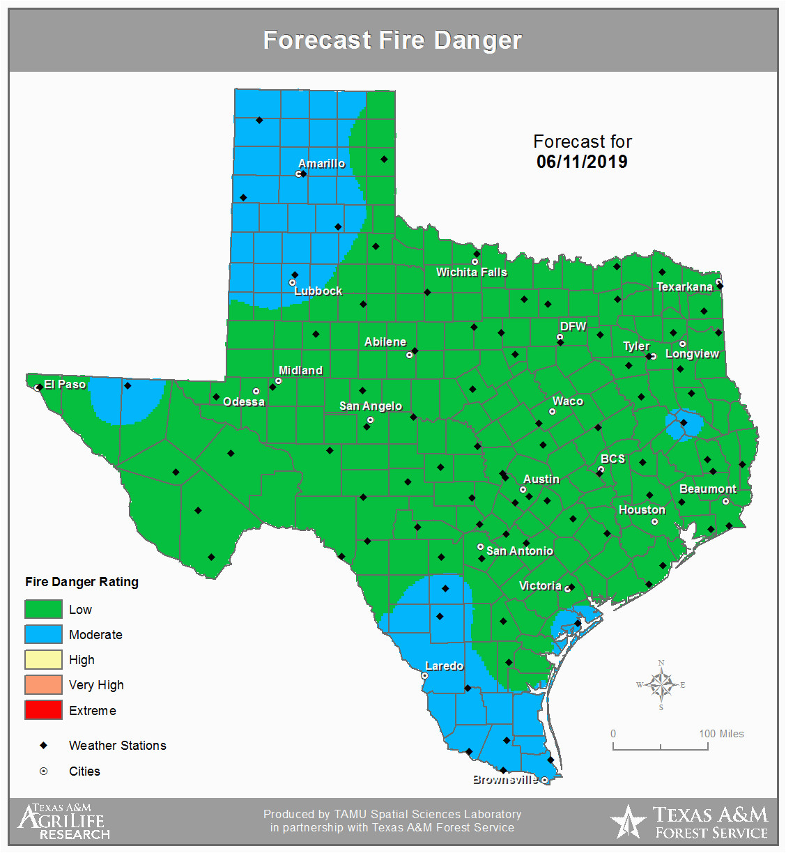 West Texas towns Map Texas Wildfires Map Wildfires In Texas Wildland Fire