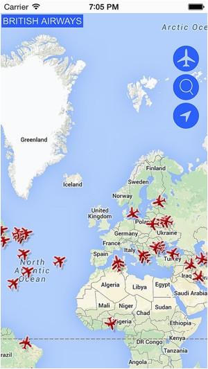 Air France Flight Tracker Map Air Tracker Pro Live Flight Tracker Status