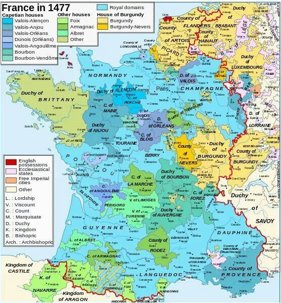 Angouleme France Map Burgundian Territories Scotland France Map Map