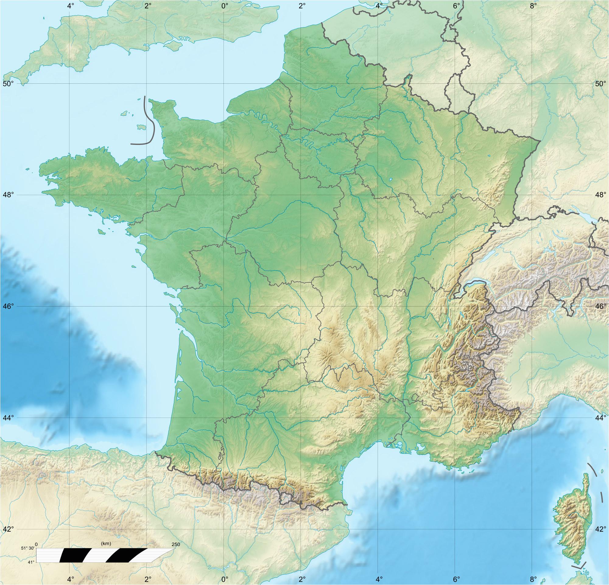 Cevennes France Map Prat Peyrot Wikipedia