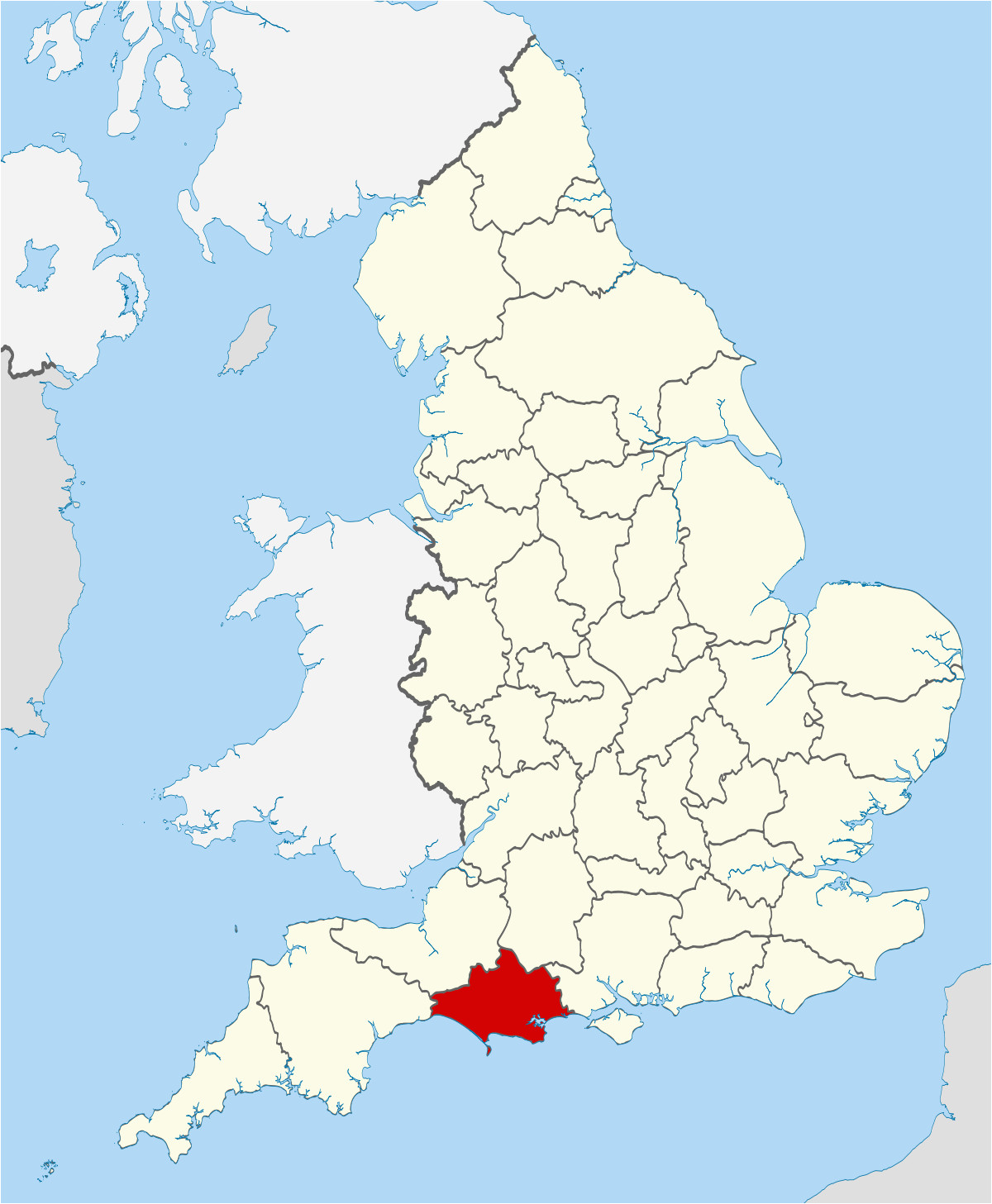 Dorset On Map Of England Geography Of Dorset Wikipedia