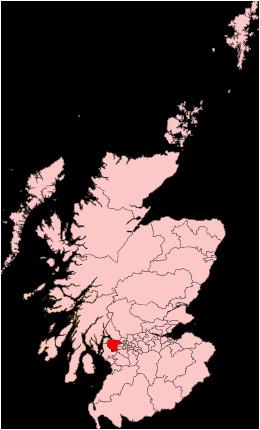 England Constituency Map West Renfrewshire Uk Parliament Constituency Wikipedia