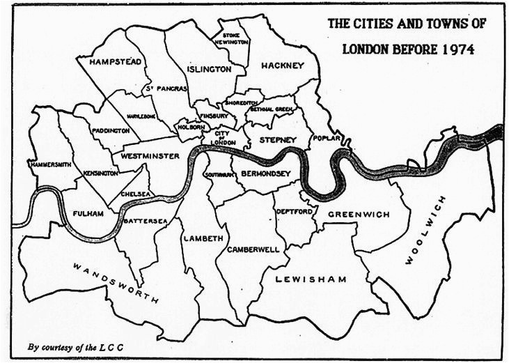 Fulham England Map England town Plans Maps Of London Street Maps National