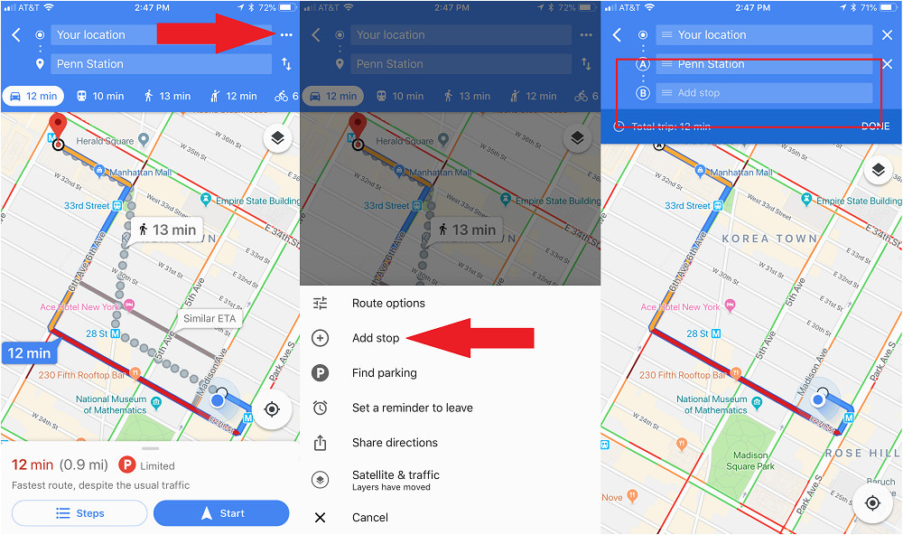 Google Maps France Driving Directions 44 Google Maps Tricks You Need to Try Pcmag Uk
