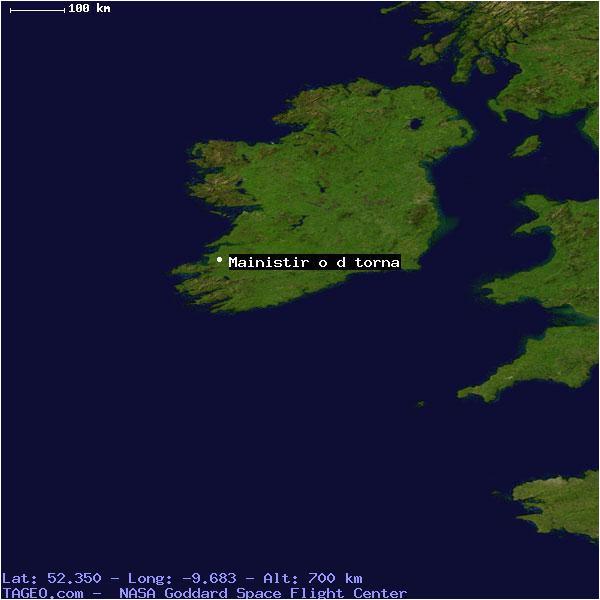 Google Maps Kerry Ireland Mainistir O D torna Kerry Ireland Geography Population Map Cities