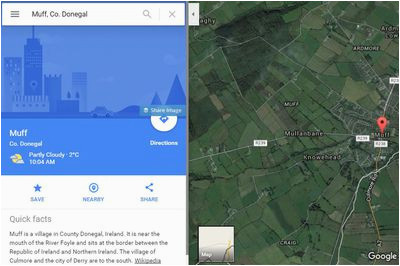 Google Maps Route Planner Ireland Travel Review Of Google Maps for A Vacation In Ireland