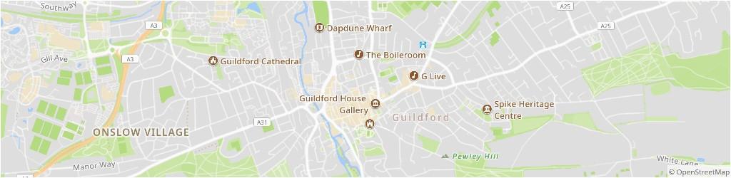 Guildford England Map Guildford 2019 Best Of Guildford England tourism Tripadvisor