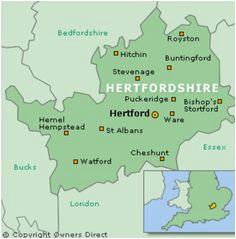 Hertfordshire On Map Of England 61 Best Hertfordshire Hemel Images In 2019 15 Anos 15