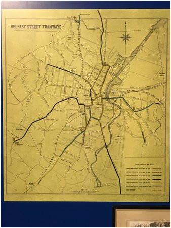 Holywood Ireland Map Photo3 Jpg Picture Of Ulster Folk Transport Museum Holywood