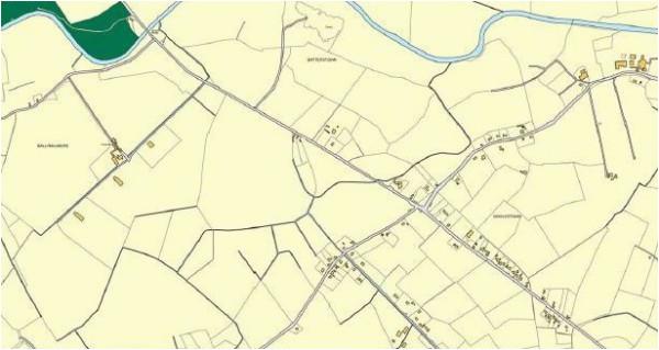 Land Registry Ireland Maps Large Scale Maps