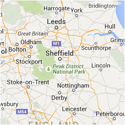 Leeds On Map Of England Interactive Map Of Castles In England Historic Uk Travel