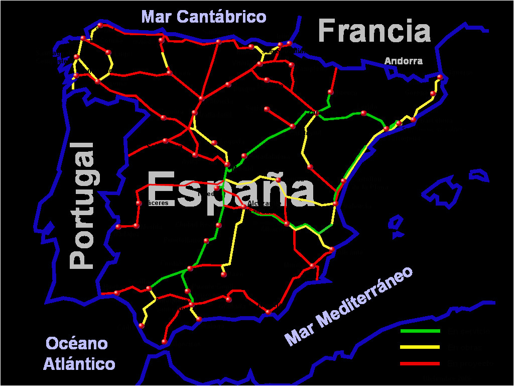 Logrono Spain Map Datei Ave Diciembre2006 Png Wikipedia