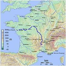 Map Blois France Loire Wikipedia
