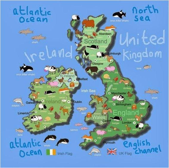 Map Of England for Children British isles Maps Etc In 2019 Maps for Kids Irish Art