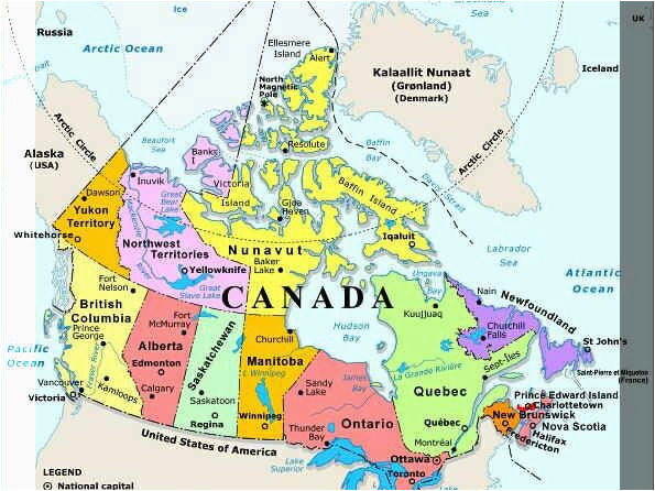 Map Of toronto Canada and Surrounding area Plan Your Trip with these 20 Maps Of Canada