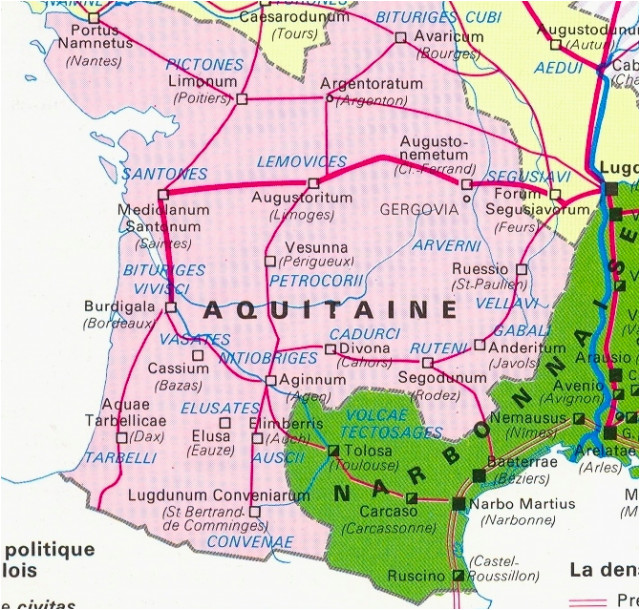 Map Of Western France Cities the 39 Maps You Need to Understand south West France the Local