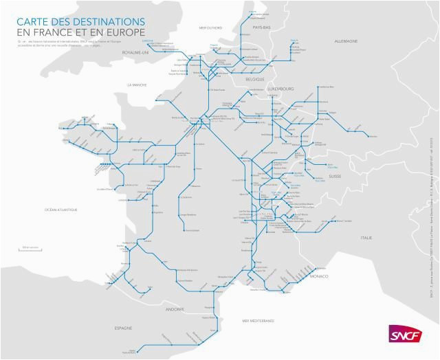 Map Tgv France How to Plan Your Trip Through France On Tgv Travel In 2019