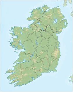 Newgrange Ireland Map Kylemore Lough Revolvy