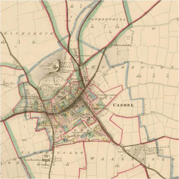 Old ordnance Survey Maps Ireland Historical Mapping