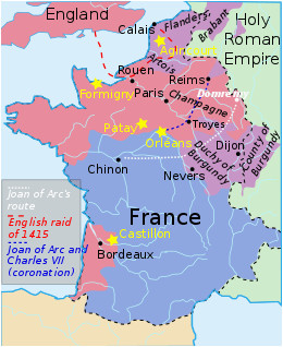 Orleans France Map Siege Of orleans Wikipedia
