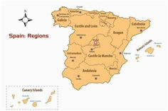 Paradors northern Spain Map 8 Best northern Spain Images In 2019
