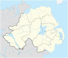 Portadown Ireland Map Portadown Wikipedia