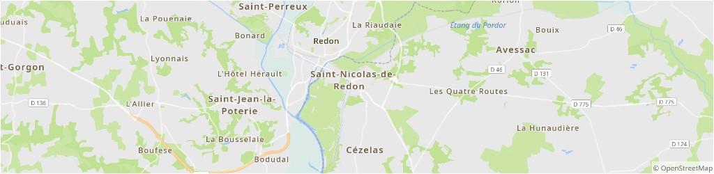 Redon France Map Saint Nicolas De Redon 2019 Best Of Saint Nicolas De Redon France