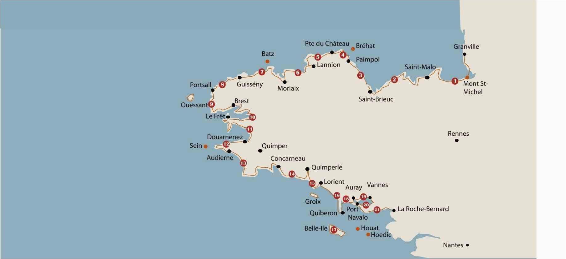 Saint Michel France Map Map Of Saint Malo France Translafora Aat Illeetvilaine