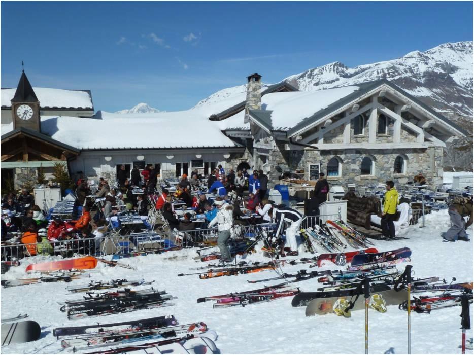 Tignes France Map Skigebiet Tignes Val D isa Re Skifahren Tignes Val D isa Re