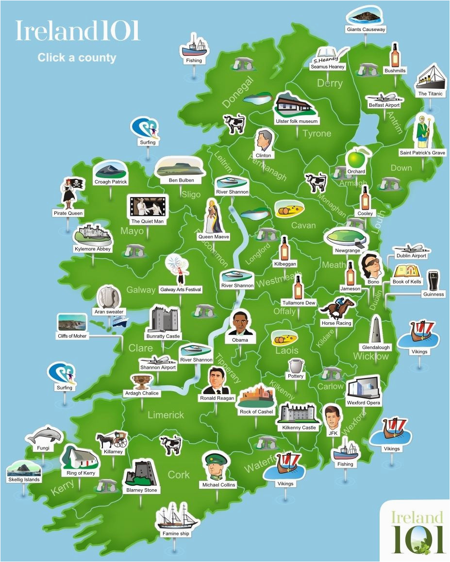 Tourist Map Of Ireland Map Of Ireland Ireland Trip to Ireland In 2019 Ireland Map