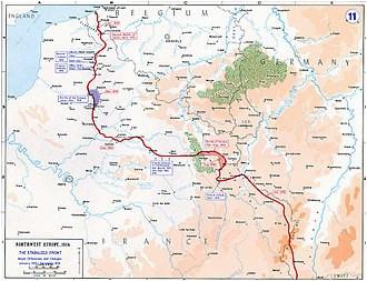 Verdun France Map Westfront Erster Weltkrieg Wikipedia