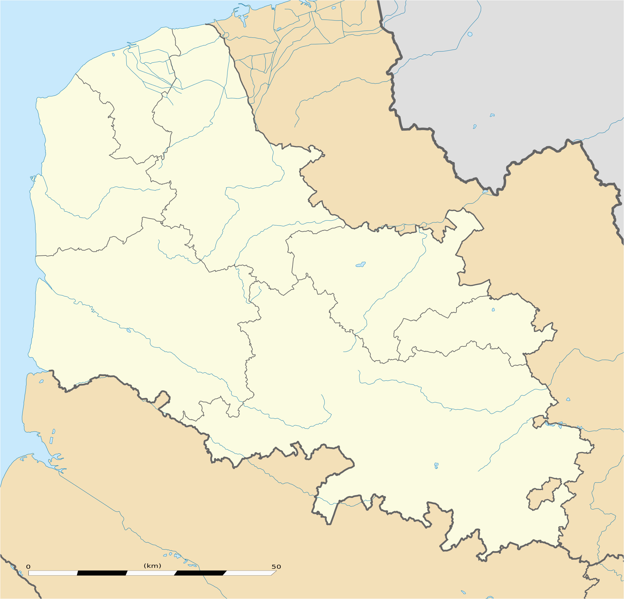 Where is Calais In France On A Map Datei Pas De Calais Department Location Map Svg Wikipedia