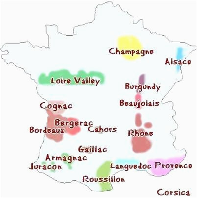 Where is Cognac In France Map Printable Map Of France Tatsachen Info