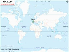 Where is France Located In the World Map 642 Best Maps Images In 2012 Map World Geography