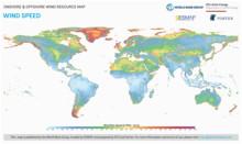 Wind Map Spain Wind Power Wikipedia
