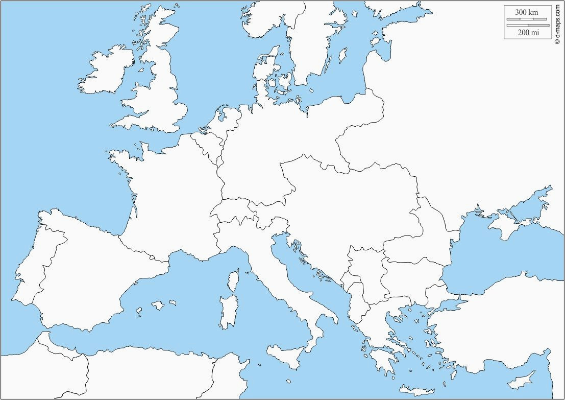 Europe In 1914 Blank Map Blank Map Of Europe World War One Download them and Print