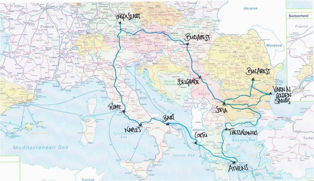 Europe Train Maps Exploring Europe Via Interrail In 2019 Travel Travel