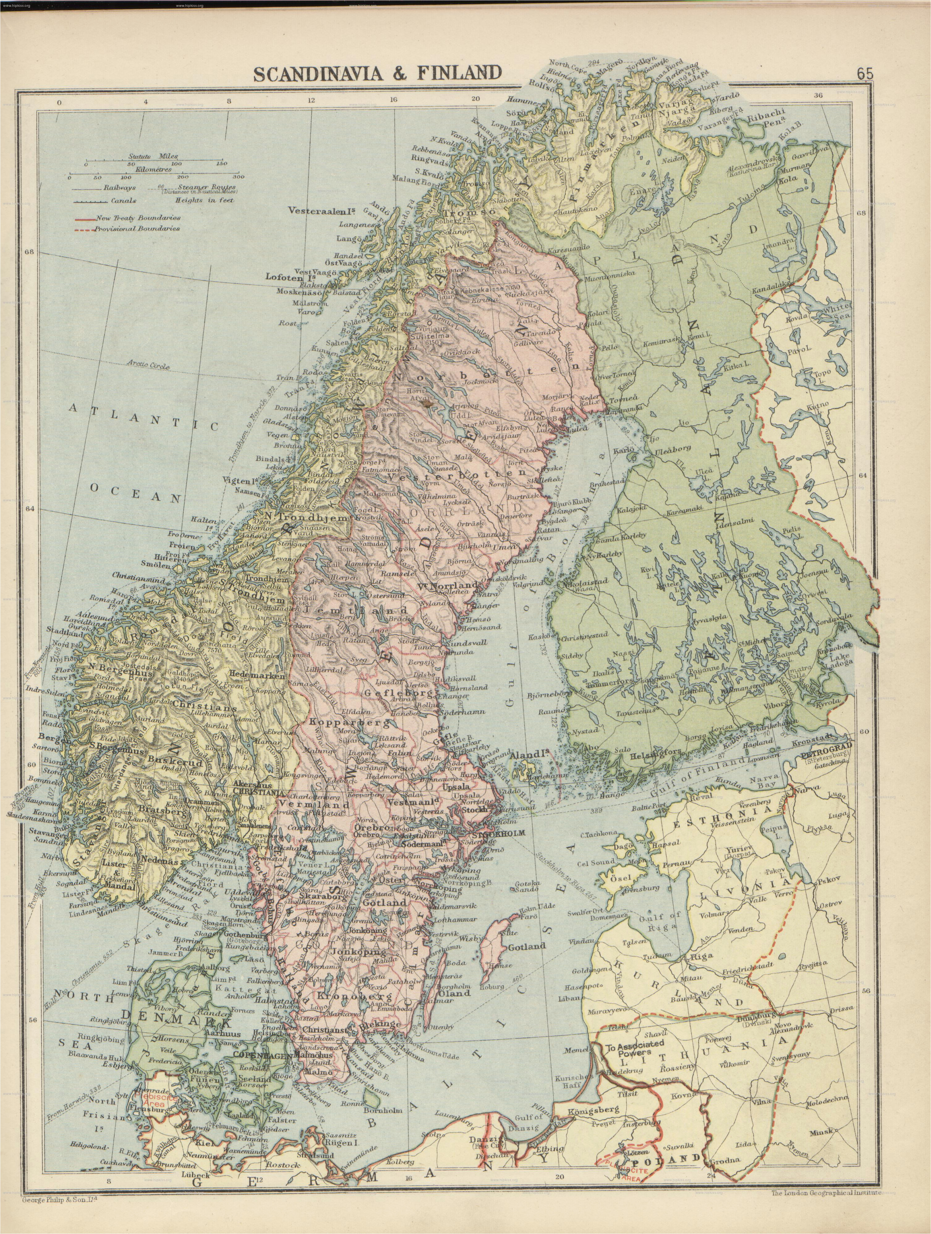 Map Of Europe and Scandinavia Historical Maps Of Scandinavia