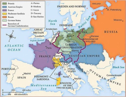 Map Of Napoleonic Europe Betweenthewoodsandthewater Map Of Europe after the Congress