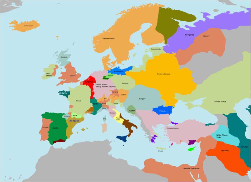 Modern Europe Map Quiz Imperial Europe Map Game Alternative History Fandom